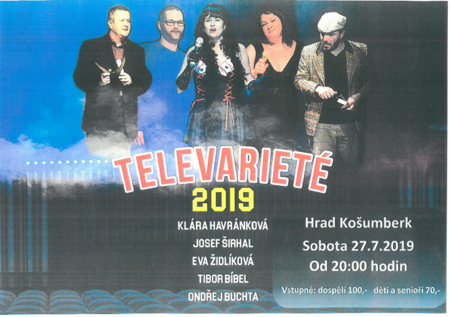 Televarieté 2019