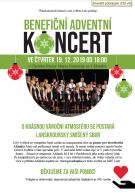 Benefiční adventní koncert