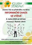 Informační chaos ve výživě