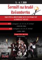 Šermíři na hradě Košumberku 1