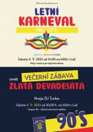 SDH Karneval + zábava