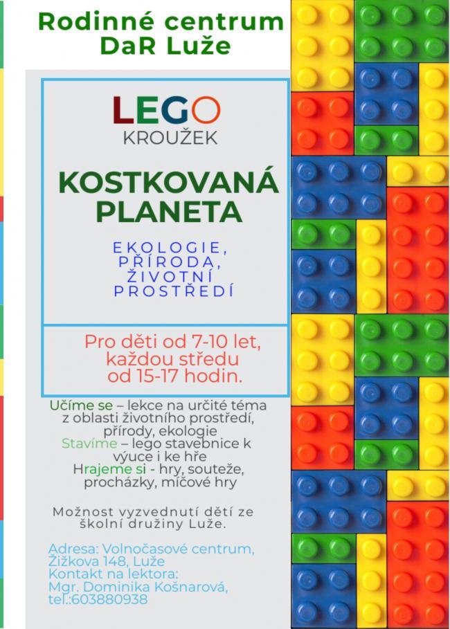 LEGO kroužek