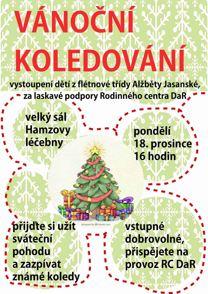Vánoční koledování