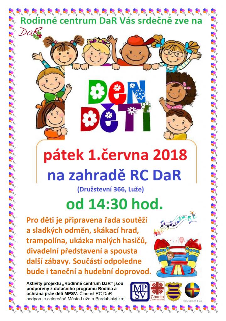 Dětský den DaR