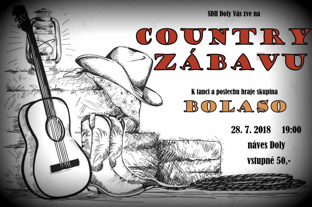Country zábava