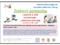 Zrakový screening